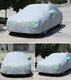 Auto exterior accessories Aluminum waterproof protection car umbrella foldable cover tent, sun shade car cover with custom logo
