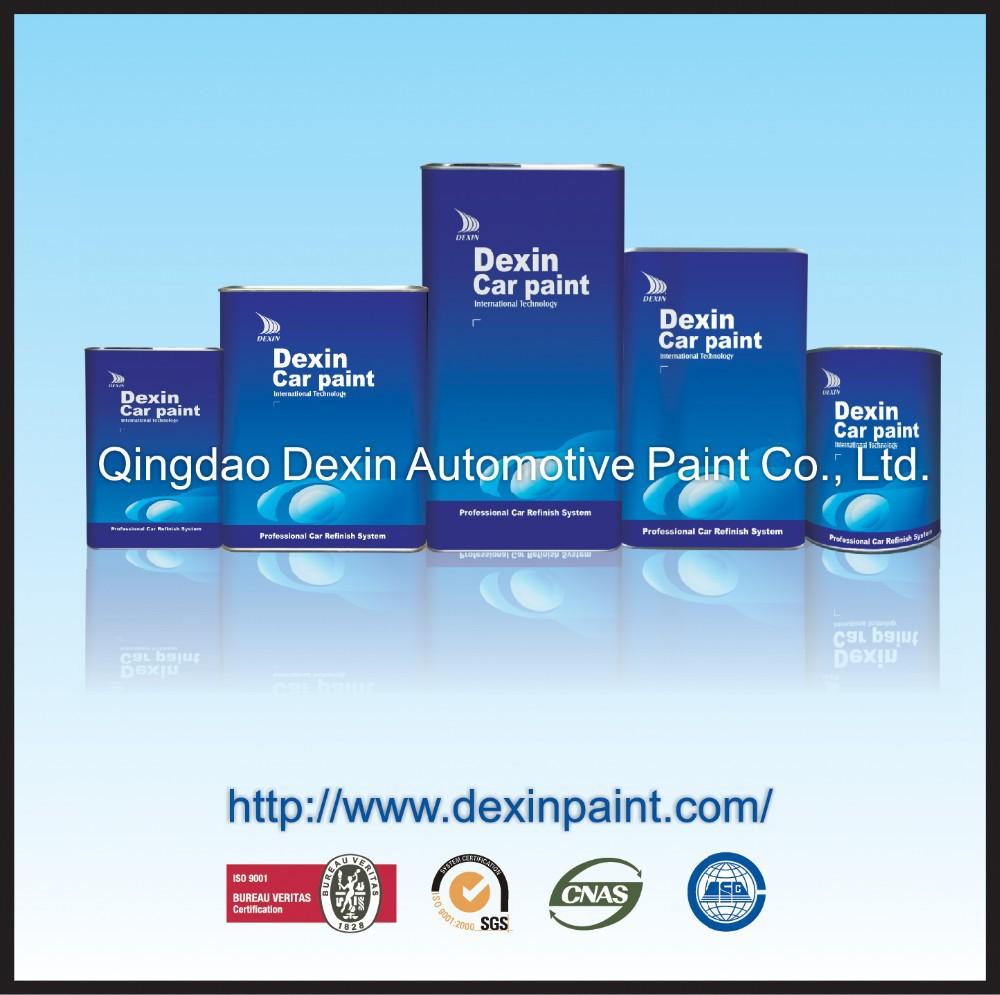 Dexin Series 1k Metallic Auto Paint Buy Metallic Auto Paint 1k