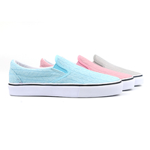 Good Quality HIgh Outsole Pu leather Sneakers Casual Woman