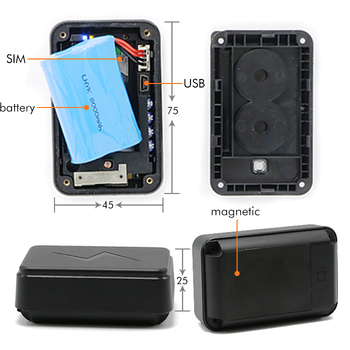 3G LK660 Military battery wifi locting supporting wholesale newest cheapest gps tracking device
