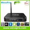 Kodi and 4K Amlogic S905 Quad Core Smart Stream TV Box HD MI 2.0 TV Streaming Box