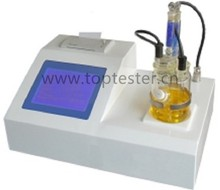 TP-2100 Karl Fischer Coulometric Method,High Quality Current Transformer Oil Moisture Testing Machine,Oil in Water Test Kit