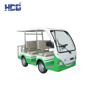 Security Longer Life Eec Approval 6 Seats Electric Patrol Car