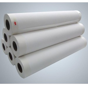 100% polyester textile material for inkjet printer banner base material flag fabric