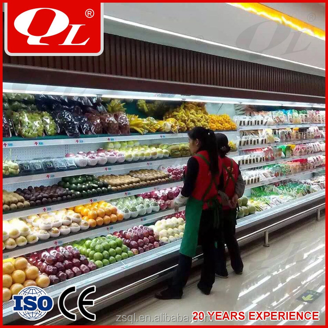 Buy cheap china commercial supermarket refrigerators products hot sell ce certification remote low e glass door commercial supermarket refrigerators for vegetable and planetlyrics Images