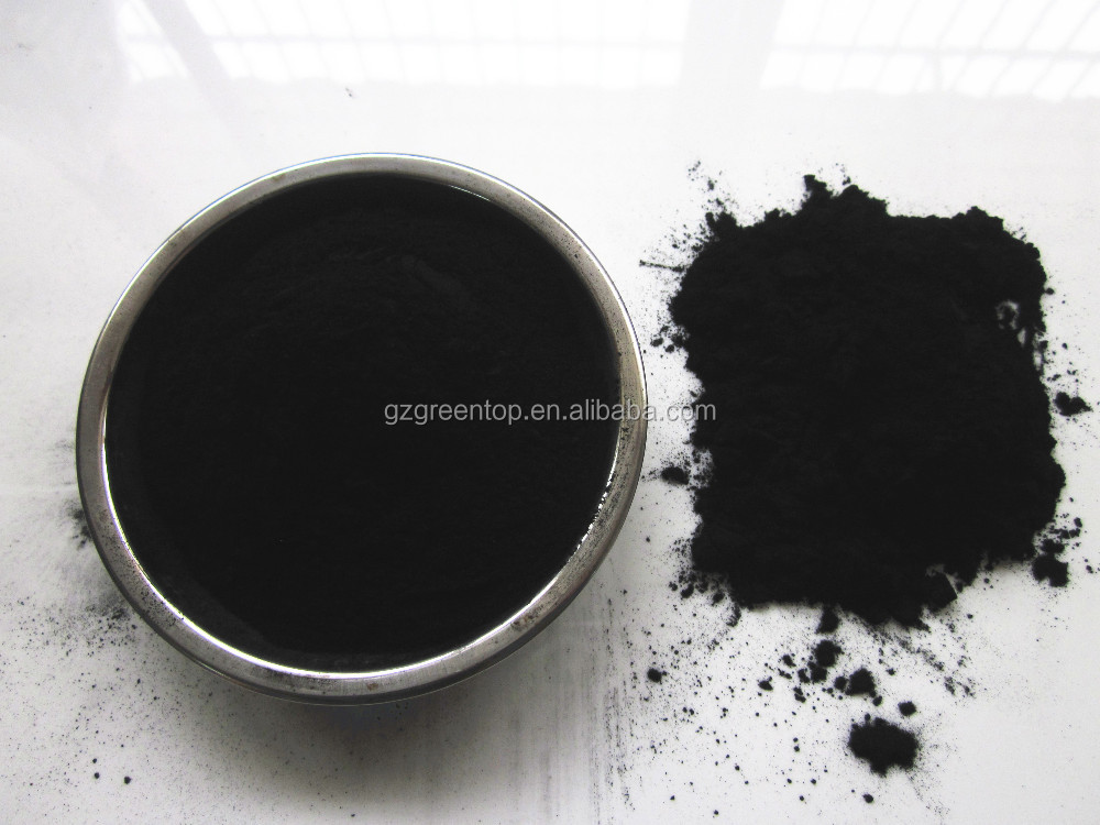 Manufacturer Zinc Chloride Activated Carbon Powder For Human Uses ...