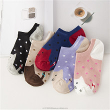 Young Girl Boat Socks Wholesale Girl Socks