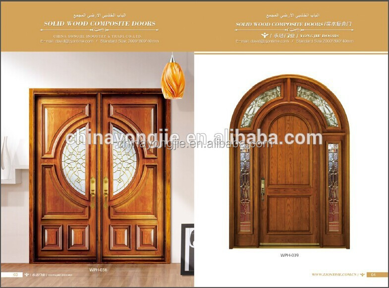 Yongjie quality interior meranti oak teak mahogany veneer for Wood door design catalogue