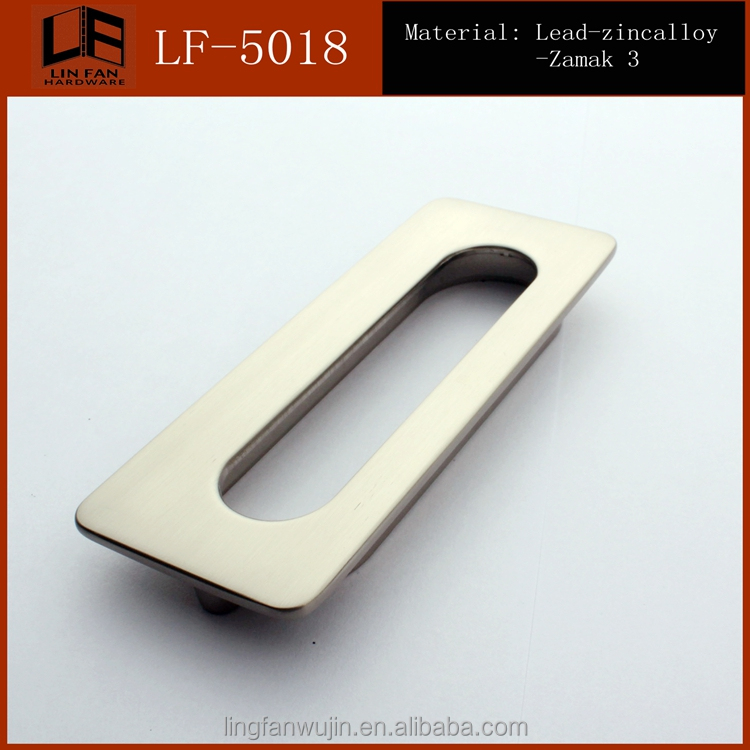 With 8 automatic production lines professional concealed cabinet door handle
