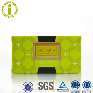 Popular Crystal Deodorant Plastic Wrap Soap