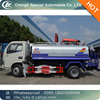 Used Truck Mounted Watering Cart Water Truck