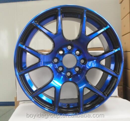 Z709 4 Hole Silver Car Alloy Wheels Car Rims 6x139 7 Buy Car Rims