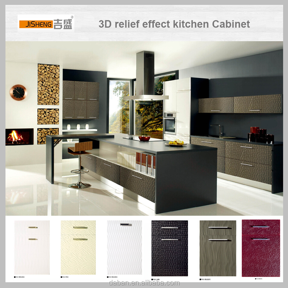 Ready Made Modern Design Kitchen Cabinets