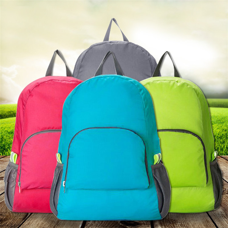 Best selling china suppliers lightweight folding backpack, foldable backpack onling shopping