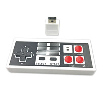 Good sale Gamepad Wireless joystick Game joypad For Nintendo NES mini Classic controller