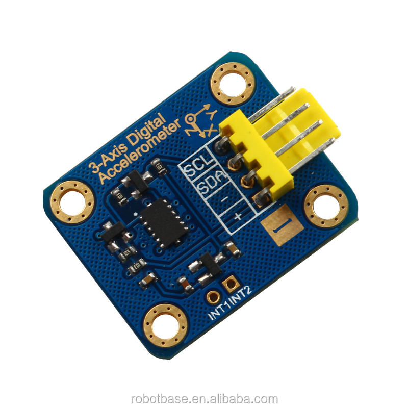 Triple Axis Accelerometer ADXL345 for Arduino