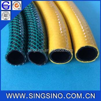 Gentil 1/2 Inch Green Pvc Garden Water Hose 12mm X 15m/30/m