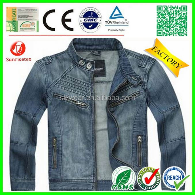 Popular New Style leather jackets buyers Factory
