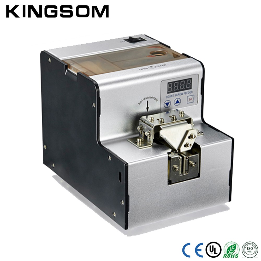 atuomatic photo screw cell assembly equipment factory phone stock feeder in