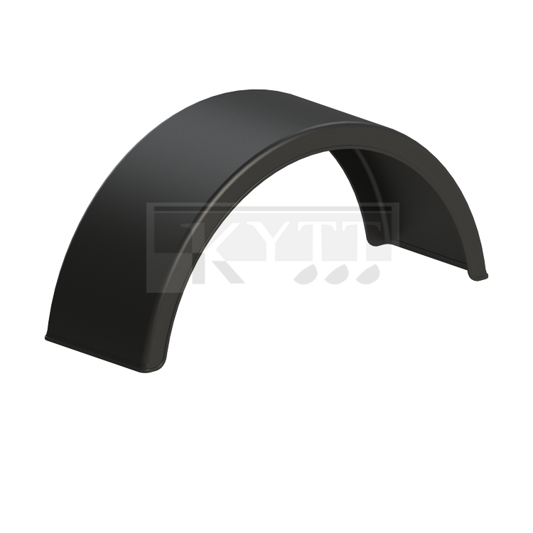 Plastic Mudguard For Trailer For Truck Ref No 0101361