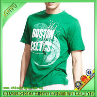 High quality t-shirt european buyer of garments