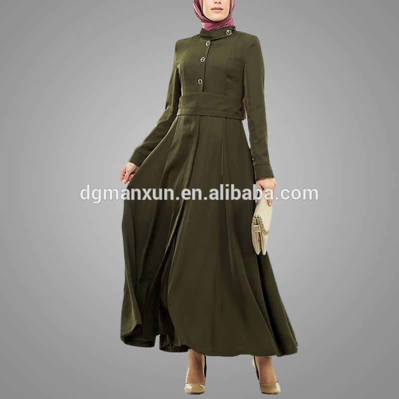 Robe Femmes femmes Musulmane Buy Abaya Jilbab Élégant La élégant Mode Saoudiennes Turc À Tendance Abaya j4AR35L