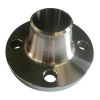 Stainless Steel Forged Pipe Flange With PED Certificate
