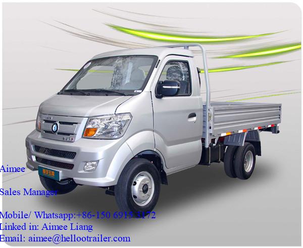 Double Cabin 5-10tons 4x2 Chinese Mini Truck - Buy Mini