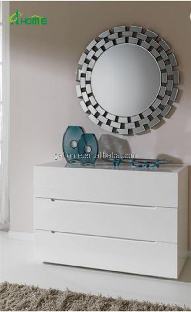 camino de entrada decoracin del hogar espejo de cristal