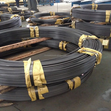 oil tempered and quenched spring steel wire for making Mattress springs