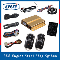 Automatic car door lock / unlock car rfid immobilizer remote engine start stop central locking suit for all cars