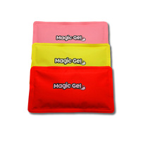 Proud products Gel Pack hot and cold reusable pack microwaveable and freezable ice pack