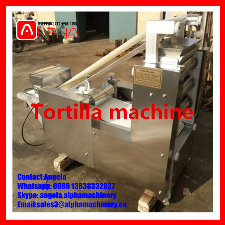 automatic roti maker/tortilla machine/tortilla press