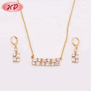 China Jewelry Suppliers Fasion One Gram Gold Artifical Jewellery
