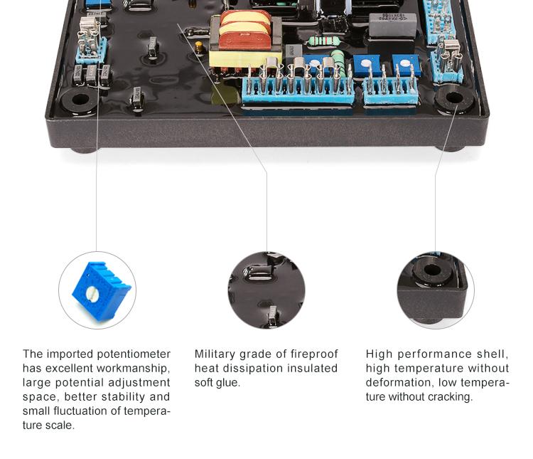 Generator Avr Circuit Diagram Avr As480 For Generator Spare Parts