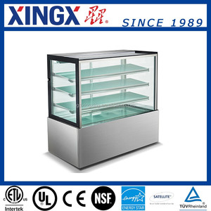 Commercial display cake counter with LED light_CD1500-3
