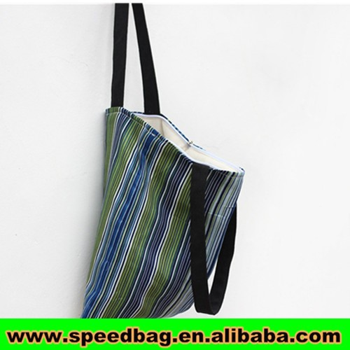 Japan style high quality shopping tote bag tote bag cotton bag
