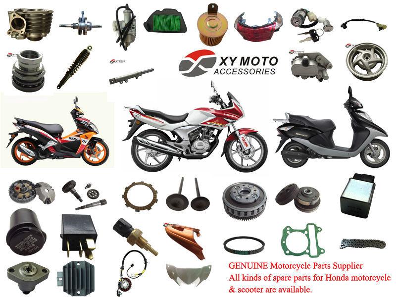 Vários Originais Peças Da Motocicleta ...