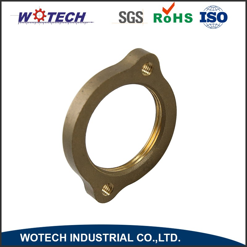 Forging factory alloy steel components forged copper ring