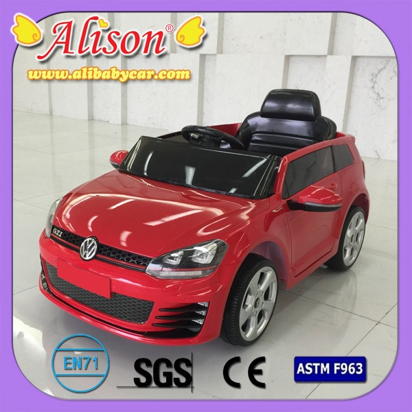 Hot Sale Alison Remote Control Car Kids Electric Car For