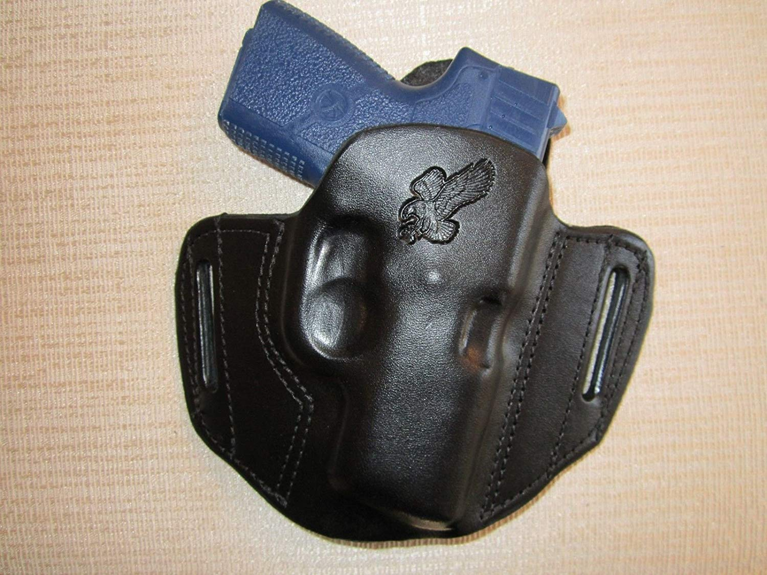Buy Big River Leather High Ride OWB holster for Kahr K in Cheap