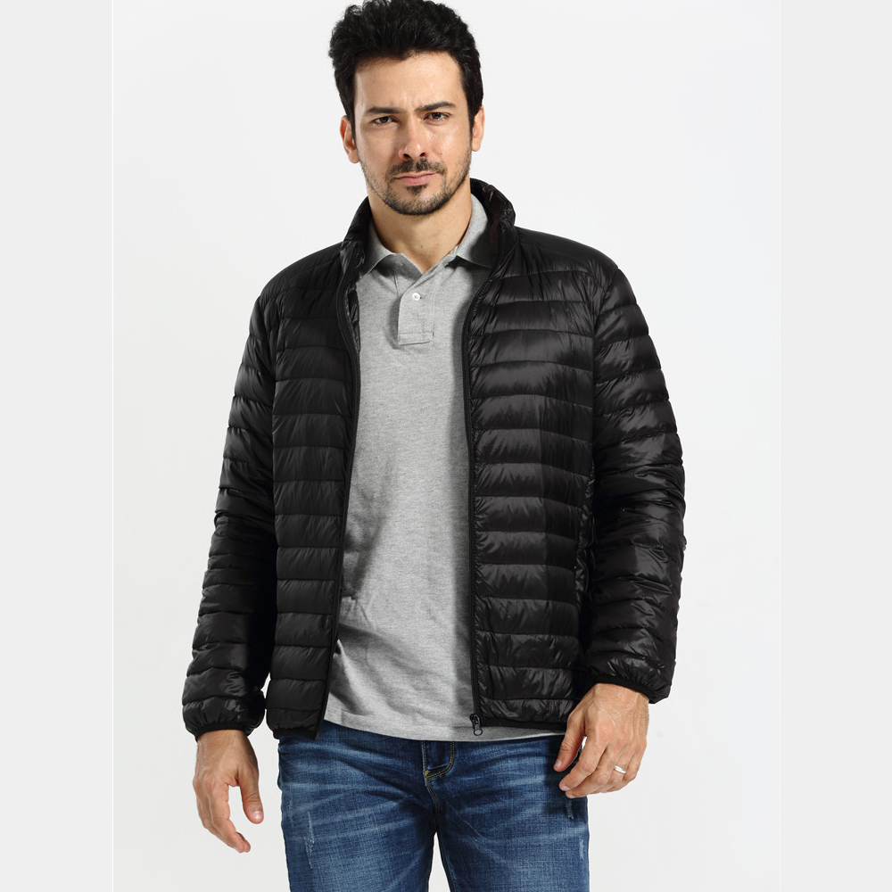 Mens Feather And Down Jackets Designer Jackets