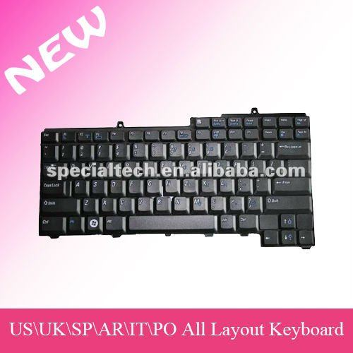 Computer Keyboard For Dell PC 6000 6000D 9200 9300 H5639