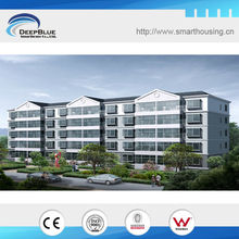 earthquake proof modular apartment building designs