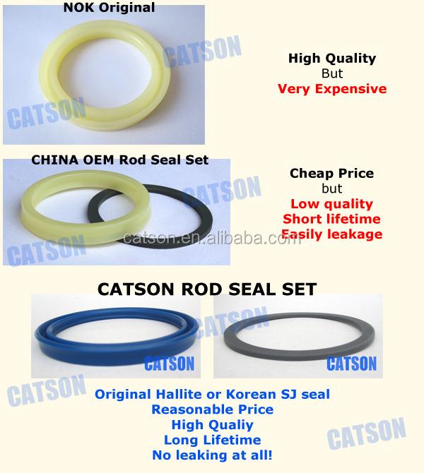 707-51-75110 Hydraulic Cylinder Idi Pu U-cup U Type Rod Seal