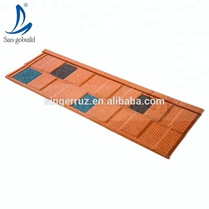 Galvanized Steel Roof Sheet Cheap Building Materials Roofing Tile Stone Coated Residential Roofing Materials