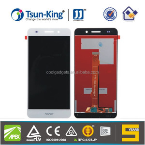 Tsun-King Combo LCD Replacement LCD for Pantalla tactil lcd completa para Y6 II 2 Honor 5A Plus blanco SIN Marco CAM-TL00