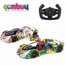 Hot new product 5 channel electric remote control set chassis toy 1:14 rc car kit