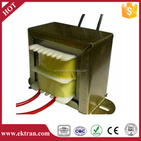 Electronic linearity Usage and Single Phase 24vac wall transformer