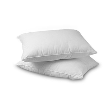 Customized promotional hungarian goose down pillow buy for Buy goose down pillows